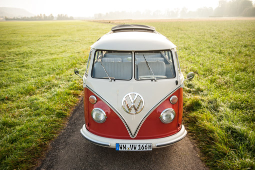 VW T1 Frontal